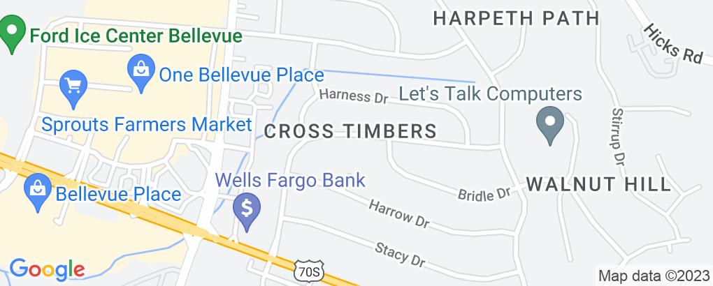 Nashville Maps And Orientation Nashville Tennessee TN USA - Us map nashville